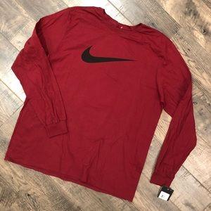 Men's, Nike, long sleeve T-shirt, XXL